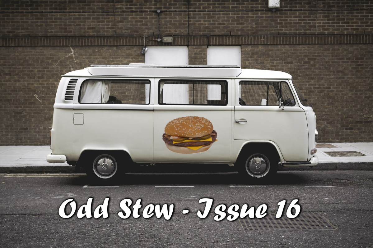 Odd Stew - Weird and Bizarre News - Issue 16